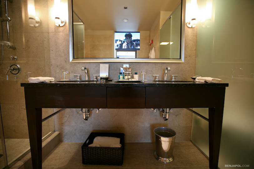 Bathroom Mirrors Chicago trump international hotel & tower chicago featured on benjapol